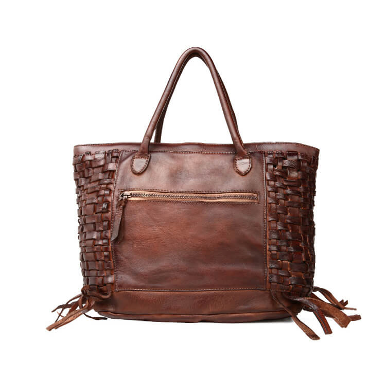 handtaschen leder braun für damen