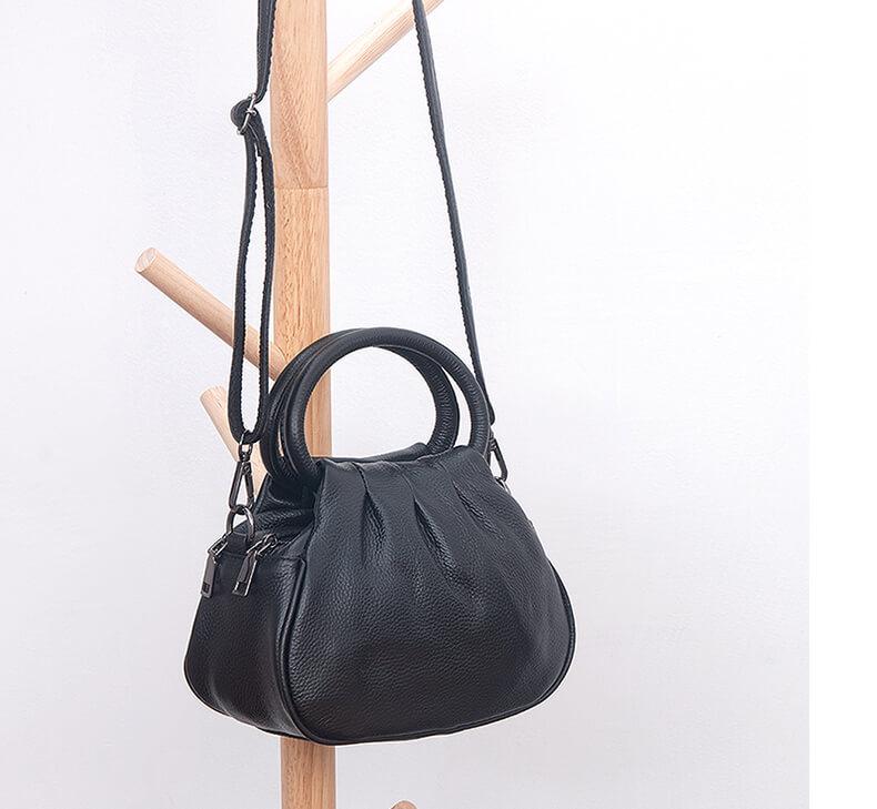 kleine handtasche mit henkel