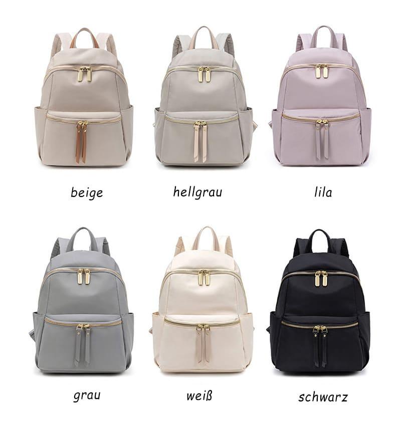 damen rucksack nylon