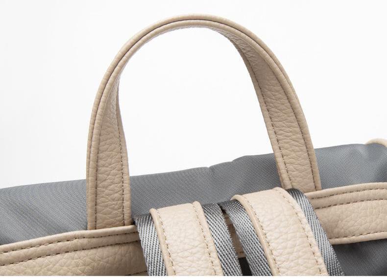 nylon rucksack damen