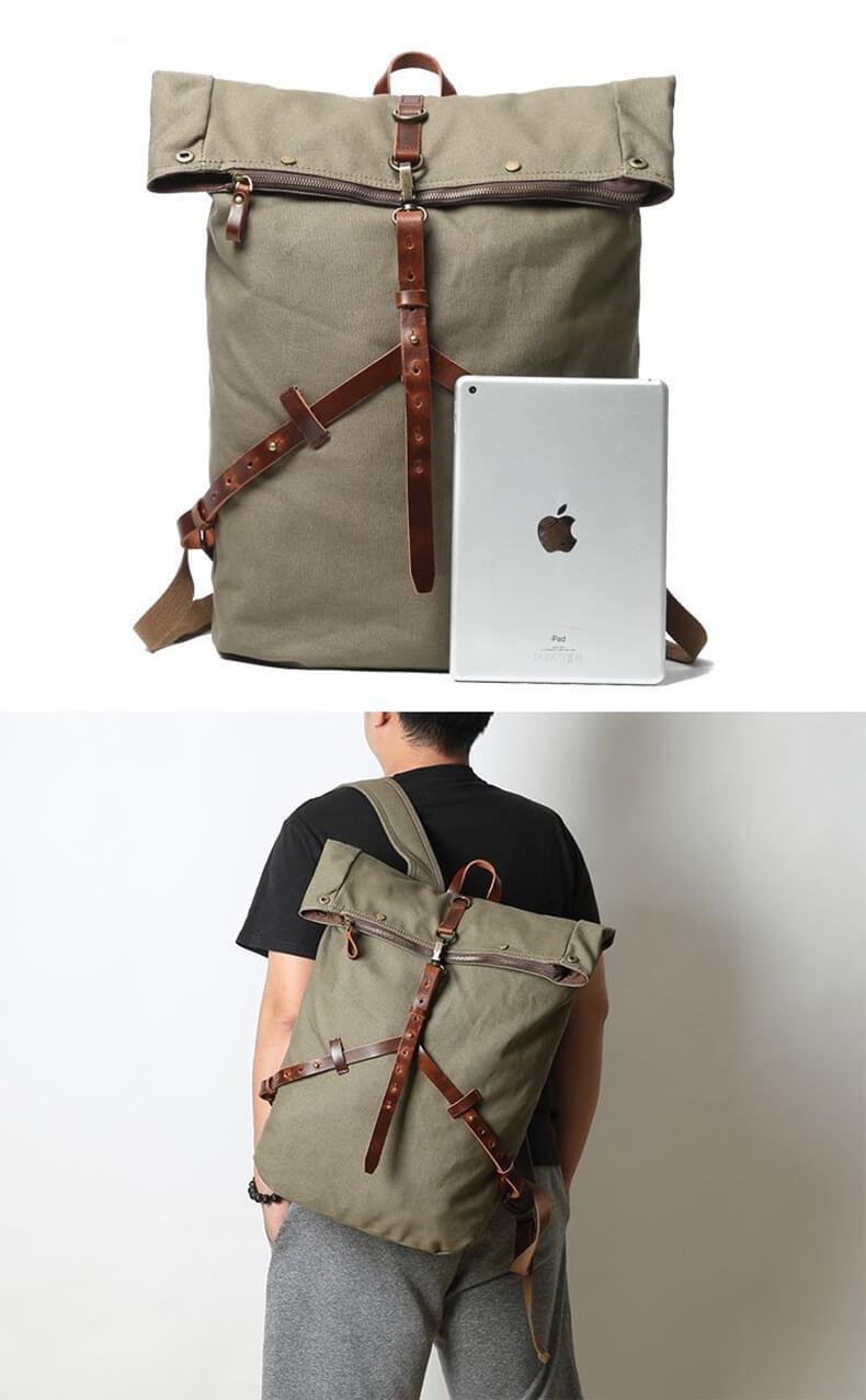 rucksack herren groß
