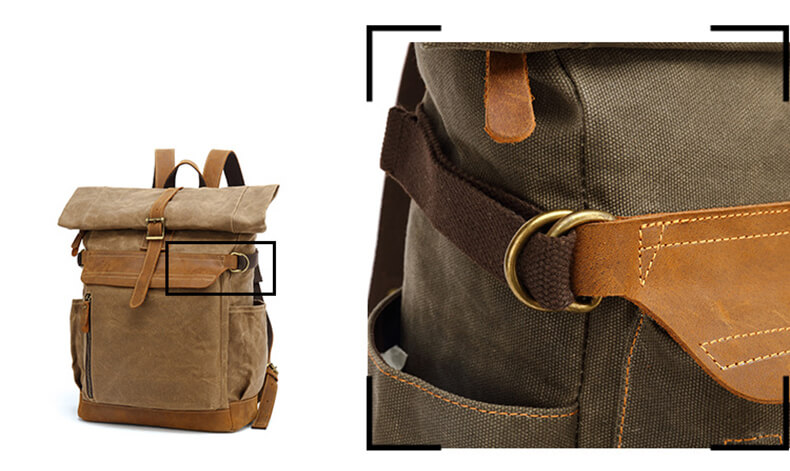 rucksack segeltuch