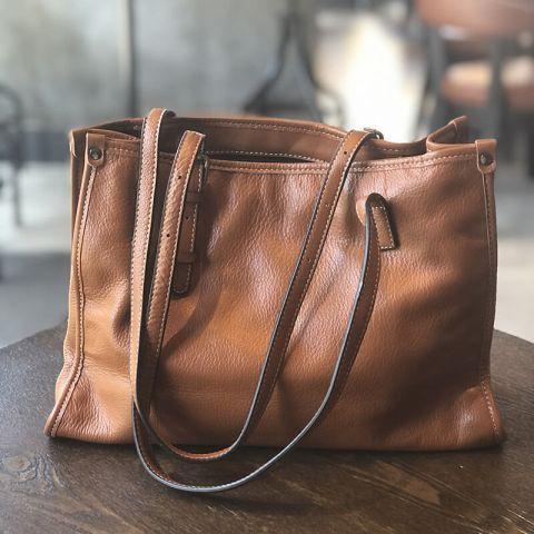 Elegante Umhängetasche Lederhandtasche Damen in 3 Farben