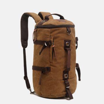rucksack umhängetasche kombination, rucksack segeltuch