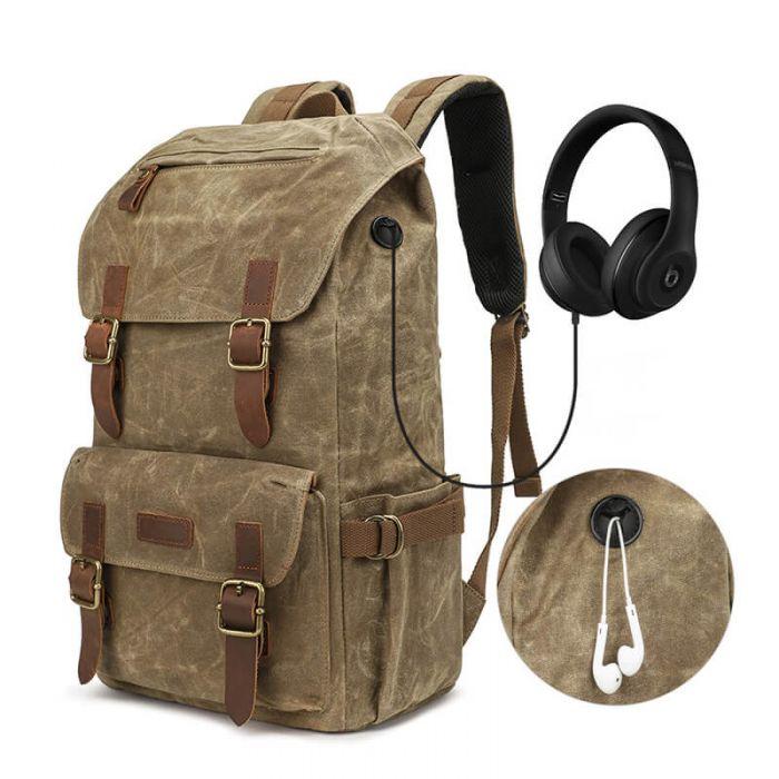 günstiger rucksack mit laptopfach