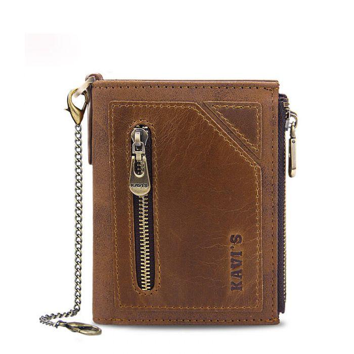 mini Geldbörse mit Kartenfach und Münzfach personalisiertes Portemonnaie