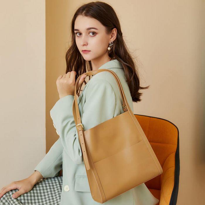 Elegante Schultertasche Damen Handtasche Frauen