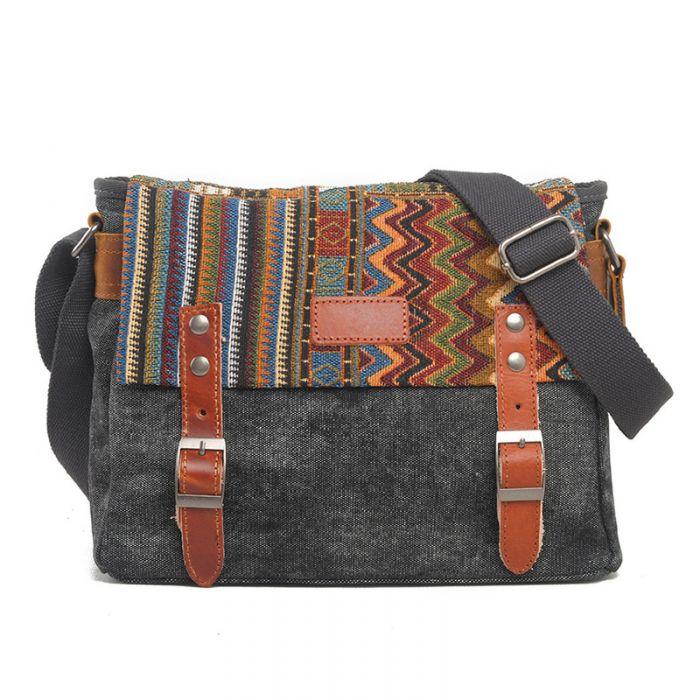 Herren Umhängetasche Männertasche für Alltag